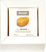 Σαπούνι σε συσκευασία δώρου με Αμυγδαλέλαιο 150gr