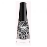 Βερνίκι νυχιών black & white FMU 11ml No1201