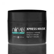 Μάσκα μαλλιών xpress 250ml Nirvel