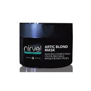 Μάσκα μαλλιών artic blond 250ml Nirvel