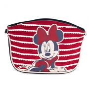 Νεσεσέρ φάκελος κόκκινο ριγέ Minnie Mouse