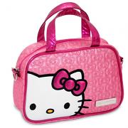 Tσάντα ροζ καπιτονέ HK