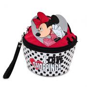 Νεσεσέρ Κόκκινο στρογγυλό Minnie I love shopping