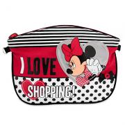 Νεσεσέρ φάκελος κόκκινο Minnie I love shopping