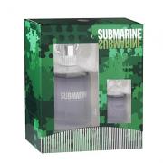 Σετ ανδρικό Submarine EDT 100ml & 15ml