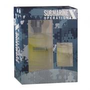 Σετ ανδρικό Submarine operation X EDT 100ml & 15ml
