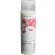 Αφροντούς βιολογικό πατσουλί και τριαντάφυλλο pure&white 250ml